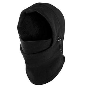 חם צוואר משובח עם כובע לבידוד מקור UNISEX