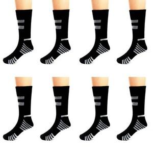 4 זוגות גרביים תרמיים משובחות לגבר - מבודד מקור ומנדף זיעה