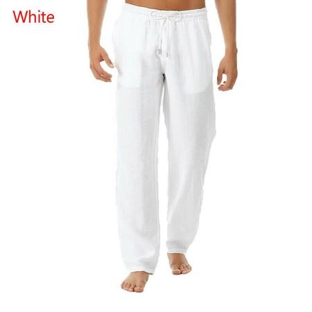 מכנס שרוואל מנדף זיעה - גזרה רחבה לגבר