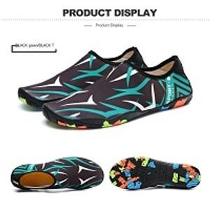 נעלי חוף ים / בריכה נוחות איכותיות ונגד מים למידות נשים במבחר צבעים