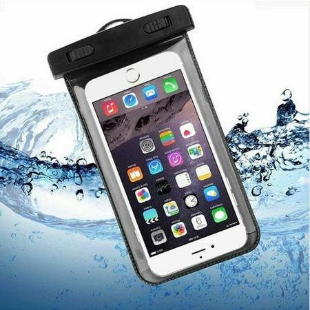 נרתיק סמארטפון לסמסומג / אייפון  להגנה מלאה מחדירת מים - מסך מגע  דגם אוניברסלי