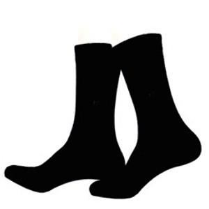 12 זוגות גרבי ספורט איכותיים לגבר - מנדפי זיעה