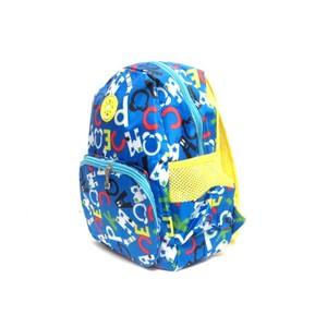 תיק גב קטן מרופד ואיכותי לגן ילדים במבחר צבעים SUPER LIGHT