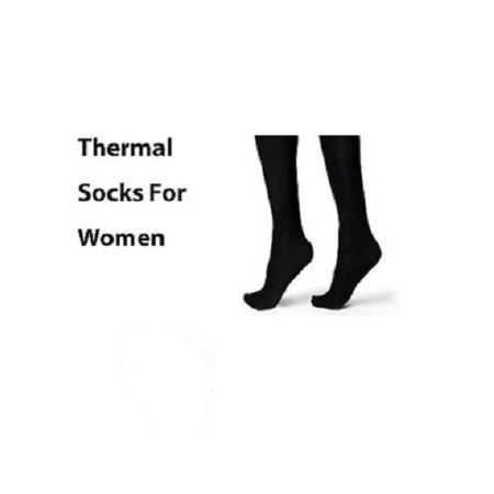 4 זוגות גרביים תרמיים משובחות לנשים - לבידוד מקור תואם למידות 36-41