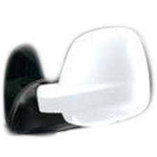 מראה ברלינגו מ-13 ימין חשמלית+חישן חום שחורה 7 פ