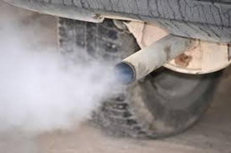 בדיקת זיהום אוויר ברכב