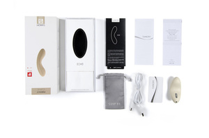 Echo - ויברטור חיצוני עם עיצוב חדשני
