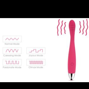 Cici - ויברטור עם ראש גמיש הניתן להתאמה אישית