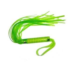 שוט פלסטיק למתחילים בצבע ירוק