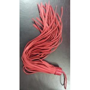 פלוגר מעור אדום 36 זנבות מזמש אורך 66 סמ
