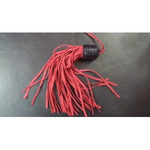 פלוגר קטן מעור אדום 36 זנבות מזמש אורך 38 סמ