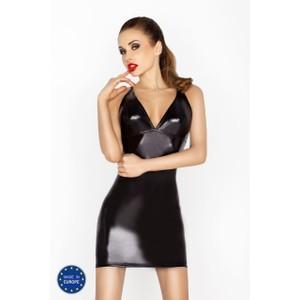 Hellen שמלה בגזרה קלאסית בסגנון סאדו עם מחשוף גב סקסי במיוחד Passion