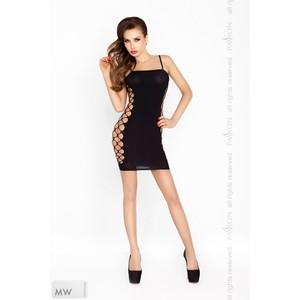 שמלת מיני חשופה בצדדים PASSION