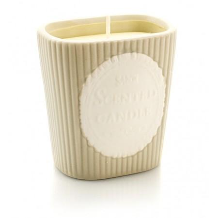 Scented Candle נר רומנטי בניחוח וניל מתוק Sabon