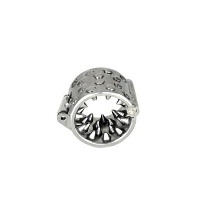 Spike Ring L טבעת לאיבר המין או לאשכים עם ברגים מבפנים