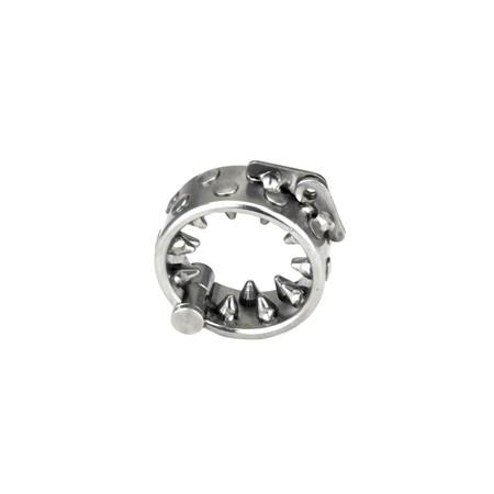 Spike Ring S טבעת לאיבר המין או לאשכים עם ברגים מבפנים