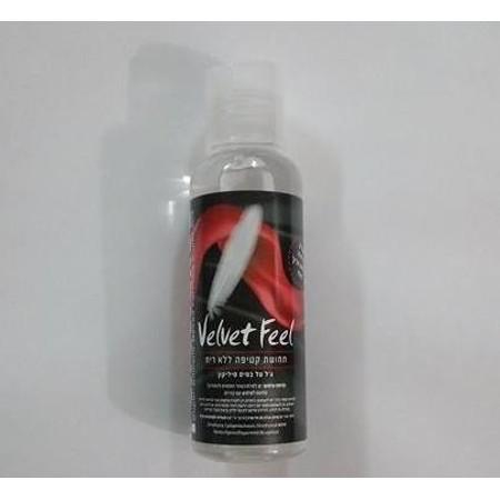Velvet Feel חומר סיכה עמיד על בסיס סיליקון 100 מל PerfectGlide