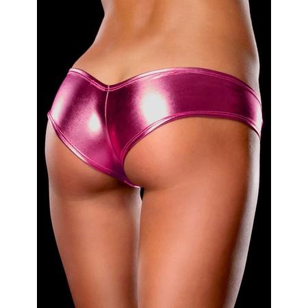 תחתונים סקסיים בצבע ורוד מטאלי