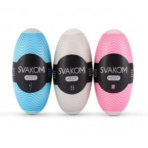 Hedy שישיית ביצי אוננות לגבר בצבעים שונים Svakom