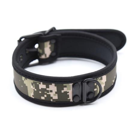 קולר נאופרן סגנון צבאי