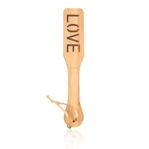 ספנקר LOVE מבמבוק