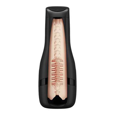 Tornado Bliss מוצר משלים של שרוול לאיבר המין הגברי עם זיזים לגירוי Satisfyer