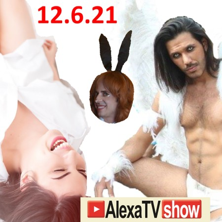 Ticket to AlexaTVshow on 12.6.21 with Shirley Gal and Nissan Gavny
