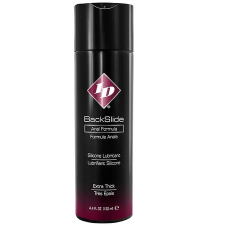 BackSlide 130 ml thick silicone-based lubricant ID