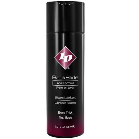 BackSlide 65 ml thick silicone-based lubricant