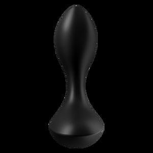 פלאג רוטט שחור