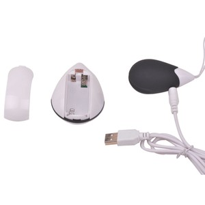 ביצת רטט עם שלט / נטענת USB - צעצועי מין במשלוח דיסקרטי