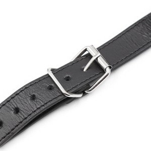 ערכת ריסון צוואר ידיים שחור/חום
