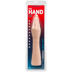דילדו בצורת יד לפיסטינג The Hand  Doc Johnson