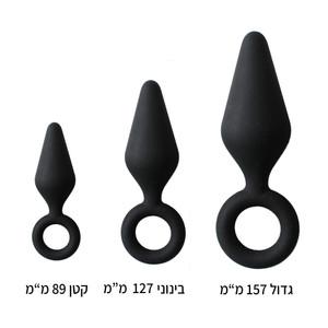 Dart-shaped anal plug