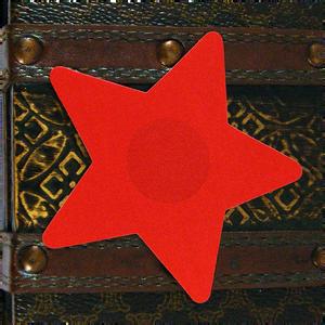 כיסויי פטמות כוכב אדום